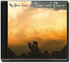 Time and Place CD cover